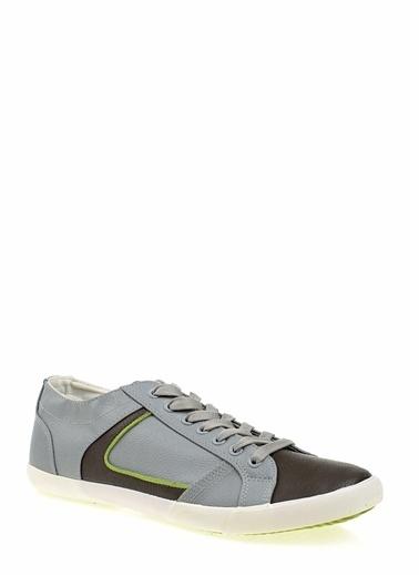 Limon Company Bağcıklı Deri Erkek Günlük Ayakkabı Gri